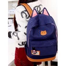 Женский рюкзак с ушками CatStep