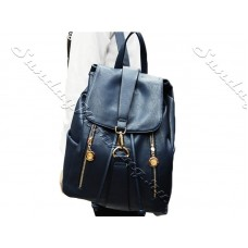 Рюкзак кожаный женский Elegant