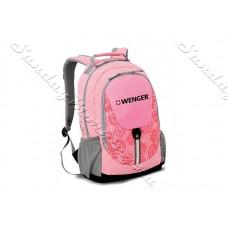 Рюкзак повседневный WENGER Pink Grey