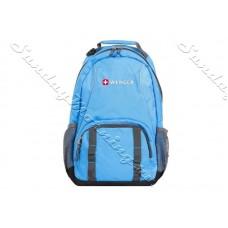 Рюкзак повседневный от компании WENGER Blue Grey