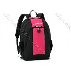 Яркий и стильный повседневный рюкзак Pink and Black от компании WENGER