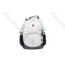 Серый рюкзак повседневный LightGrey от швейцарской компании WENGER