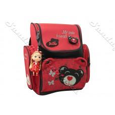 Школьный ранец для девочки My Little Friend от бренда De Lune