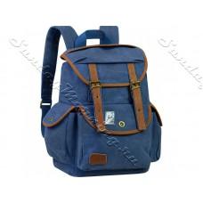 Городской рюкзак Paco от Jack Hiker синий